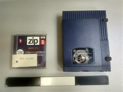 Μονάδα Αποθήκευσης Δεδομένων IOMEGA Zip 100
