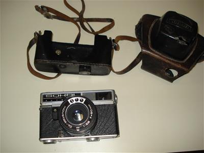 Φωτογραφική μηχανή Sokol Automat PK5805