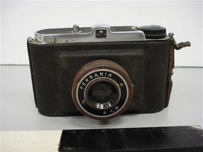 Φωτογραφική Μηχανή Ferrania Alfa