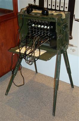 Στρατιωτικό Τηλεφωνικό Κέντρο 6 γραμμών