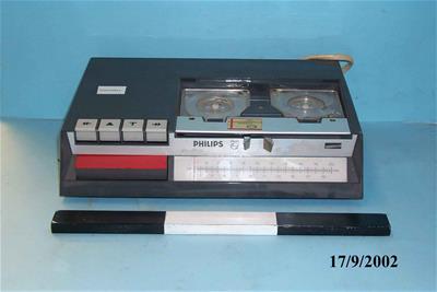 Μαγνητόφωνο Philips Σε Θήκη