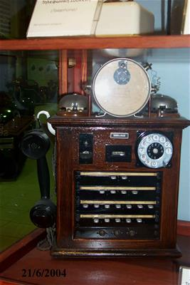 Συσκευή Ελέγχου Τηλεφωνικών Γραμμών
