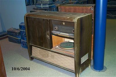 Ραδιογραμμόφωνο Grundig