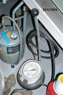 Συσκευή Ελέγχου Πίεσης Ελαστικών