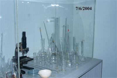 Συλλογή Από Φυαλίδια Και Σωληνίσκους Μικροβιολογικού Εργαστήριου