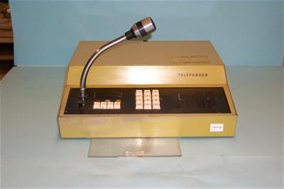 Κέντρο Ασύρματης Ενδοεπικοινωνίας Telefunken