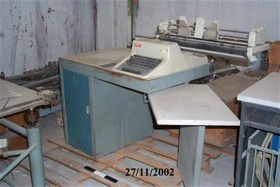 Λογιστική Μηχανή Siemag