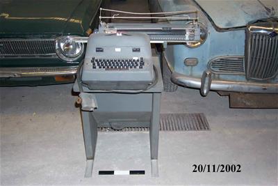 Ηλεκτρική Γραφομηχανή IBM Model A Standard
