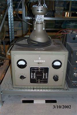 Ηλεκτρονικό Μηχάνημα Siemens