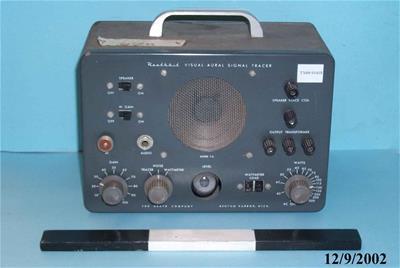 Ανιχνευτής σήματος Heathkit T3 (Signal Tracer)