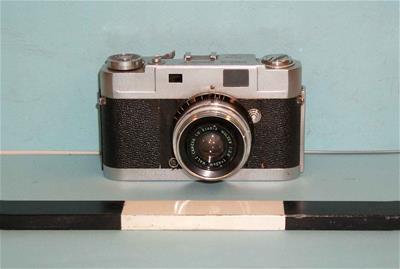 Φωτογραφική Μηχανή Walz Comet Σε Θήκη