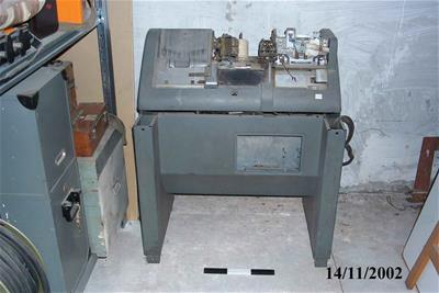 Μηχάνημα Διάτρησης Καρτών Ibm 26 Interprinting Card Punch
