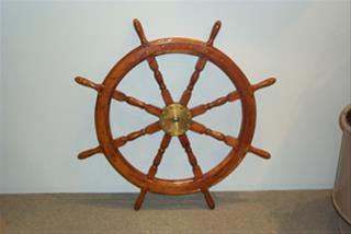 Τροχός Πηδάλιου (Τιμόνι Πλοίου)