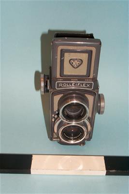Φωτογραφική Μηχανή Rolleiflex 4x4 (Baby Rollei)