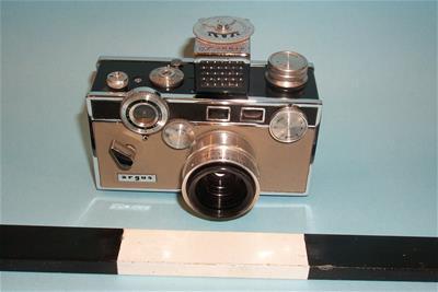 Φωτογραφική Μηχανή Argus C3 Matchmatic