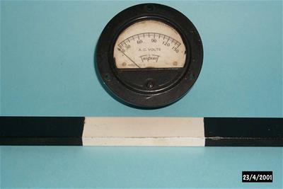 Βολτόμετρο Εναλλασσόμενου Ρεύματος