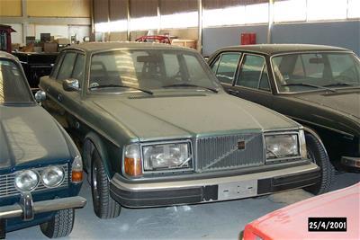 Αυτοκίνητο Volvo 264GL