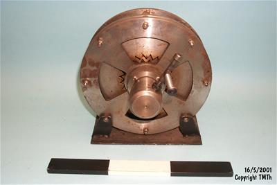 Πειραματικό Μοντέλο Διβάθμιου Μειωτήρα Με Κυκλοειδή Μετάδοση