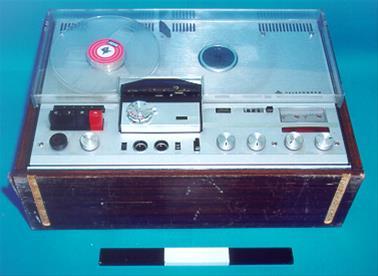 Μαγνητόφωνο Telefunken Magnetophon 204TS - E4