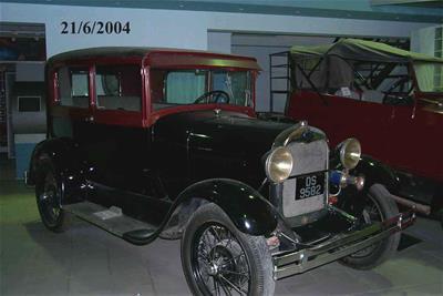 Αυτοκίνητο Ford Α