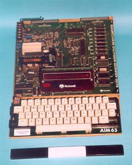 Ηλεκτρονικός Υπολογιστής Η/Υ Aim 65 Rockwell