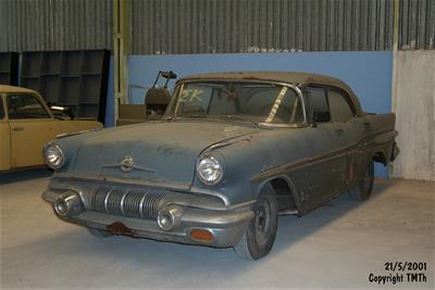 Αυτοκίνητο Pontiac Star Chief