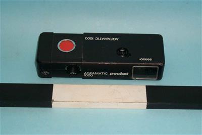 Φωτογραφική Μηχανή Agfamatic Pocket 1000