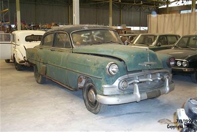 Αυτοκίνητο Chevrolet Two Ten Sedan