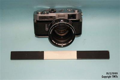 Φωτογραφική Μηχανή Canon 7