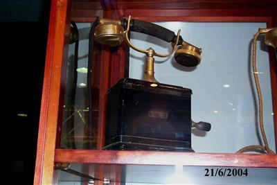 Χειροκίνητη Τηλεφωνική Συσκευή