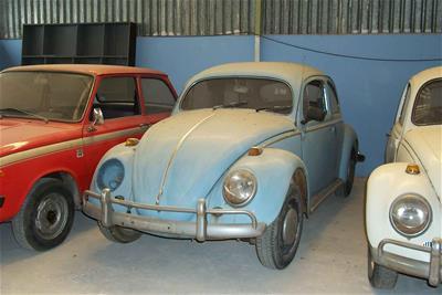 Αυτοκίνητο Volkswagen Beetle