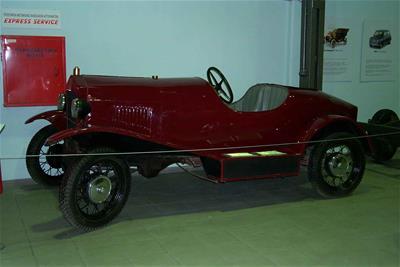 Αυτοκίνητο Ford Montier Special