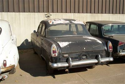 Αυτοκίνητο Ford Consul