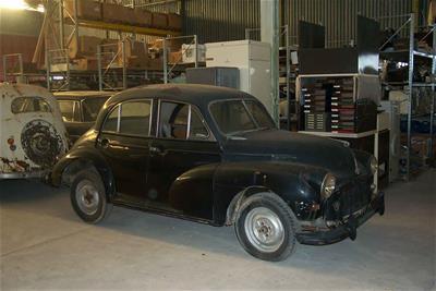 Αυτοκίνητο Morris Minor I