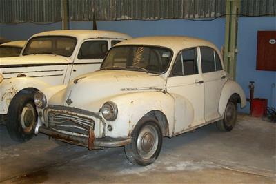 Αυτοκίνητο Morris Minor II