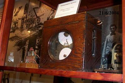 Χρονοκαταγραφική Συσκευή