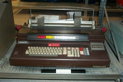 Υπολογιστής Λογιστηρίου Olivetti A5