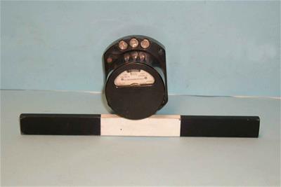 Μικροαμπερόμετρο Sangamo Weston