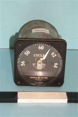 Frequency Meter Της General Electric