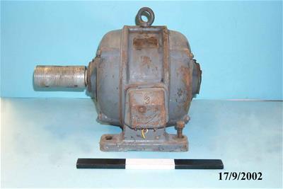 Κινητήρας Siemens Schuckert