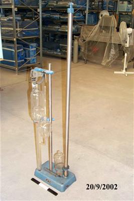 Συσκευή Carbon Determinator