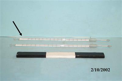 Υδραργυρικό Θερμόμετρο