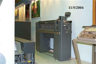 Μονάδα Ταξινόμησης Διάτρητων Καρτών IBM 082