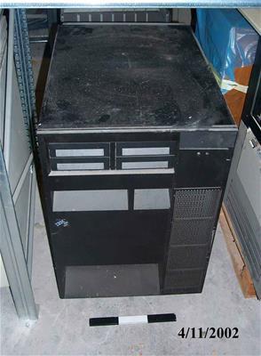 Ηλεκτρονικός Υπολογιστής Η/Υ IBM As/400