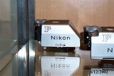 Σκόπευτρο / Φωτόμετρο Nikon Photomic FTn