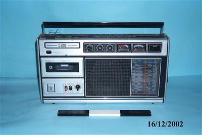 Ραδιοκασετόφωνο Grundig