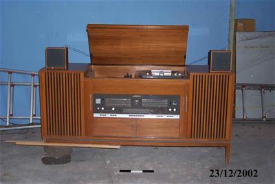 Ραδιογραμμόφωνο Philips