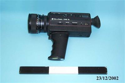 Κινηματογραφική Μηχανή Λήψεως Bell & Howell Super 8