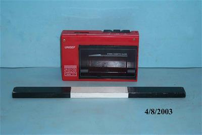 Κασετόφωνο Unisef Stereo Z-1