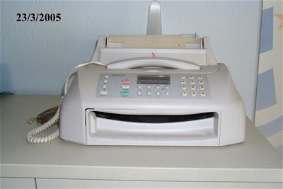Τηλεομοιοτυπικό Xerox
